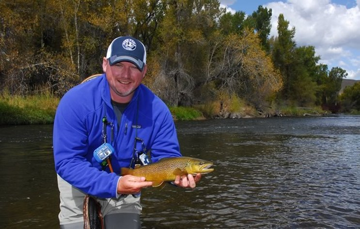 Fly Fishing Information for Gunnison River