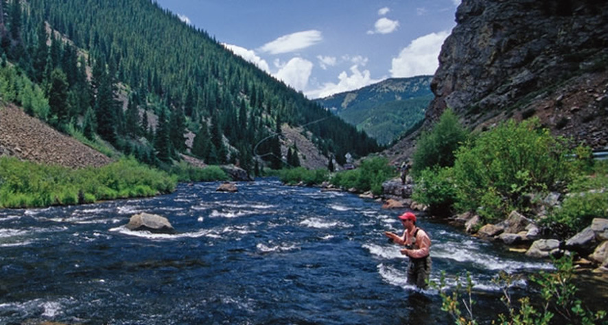 Colorado's Best Tailwaters for Fly Fishing