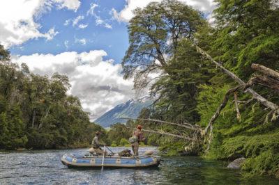 Pat Dorsey Patagonia Fly Fishing Trip